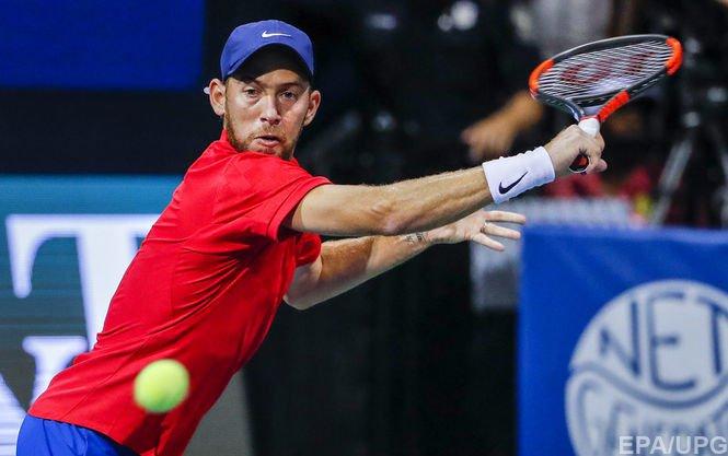 Ізраїльтянин припинив матч проти кращого тенісиста України з релігійних причин
