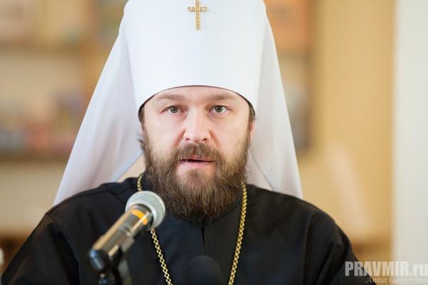 Митрополит РПЦ виступив на захист