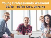 Служение Europartners проведет в Киеве уикенд для молодых профессионалов