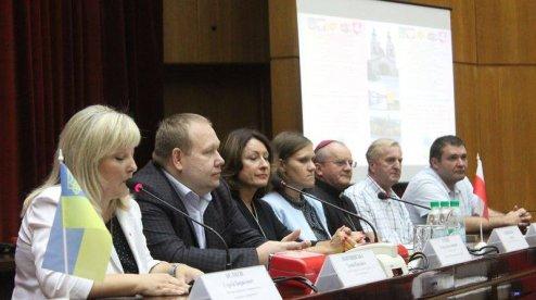 У Запоріжжі польсько-українська конференція об'єднала православних, римо- і греко-католіків