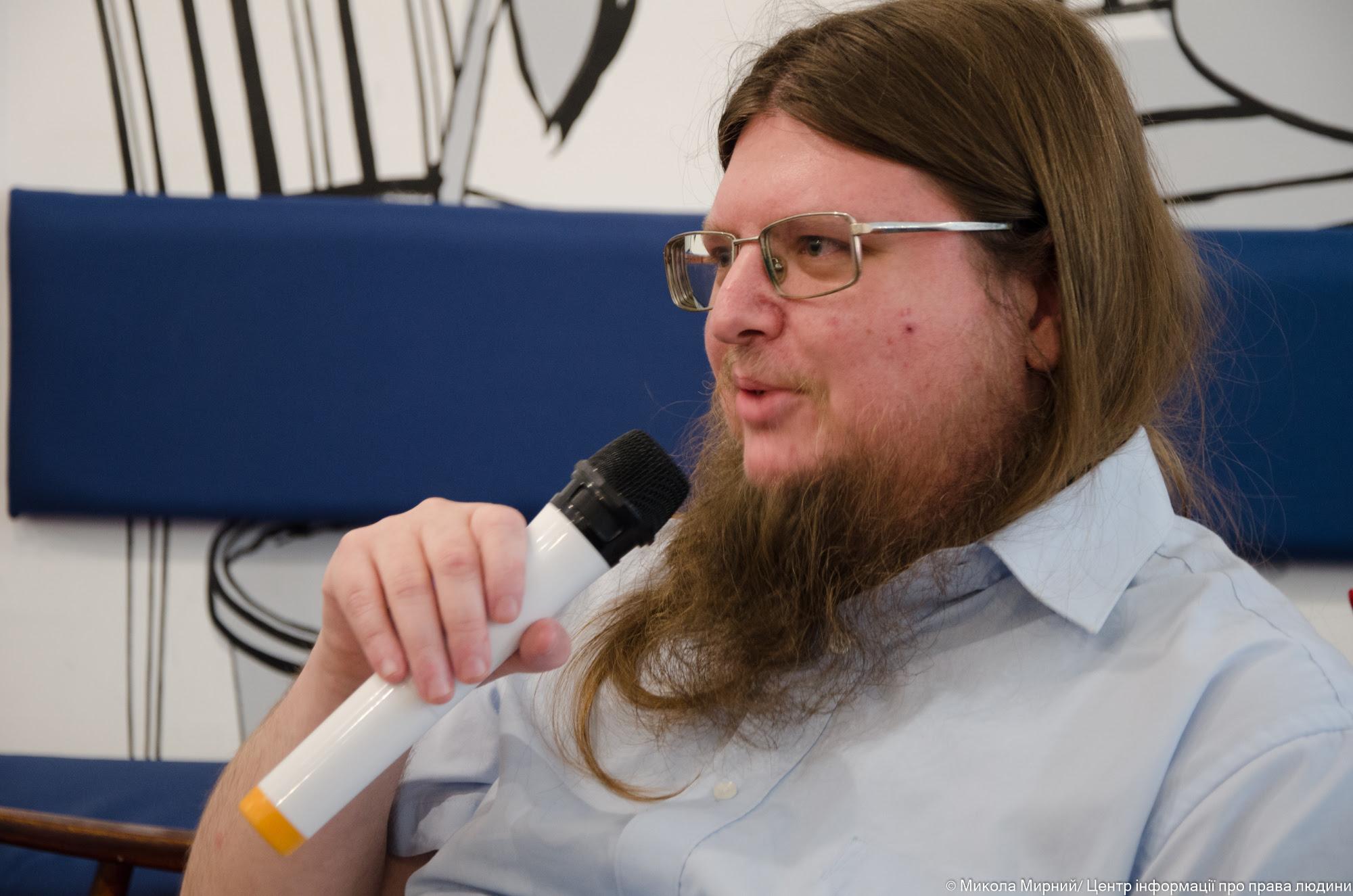 Голова Української ради вільнодумців і віруючих назвав дискримінаційною заборону залучати священиків Московського Патріархату до капеланської служби