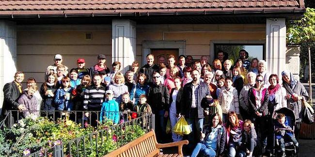 Студенты-адвентисты перешли на самоуправление, пока преподаватели отдыхали в бывшей резиденции Януковича