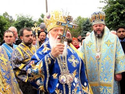 Патріарх Філарет про УПЦ (МП): Прийде час і вони прийдуть до нас єднатися