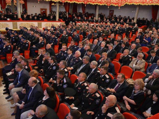 Священник УПЦ принял участие в Форуме войсковых казачьих обществ России