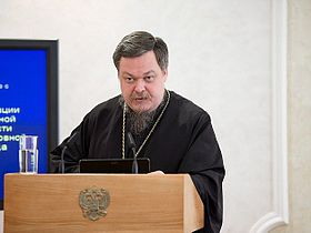 В Україну не дозволили ввозити книжку екс-спікера РПЦ, який закликав до війни з Україною