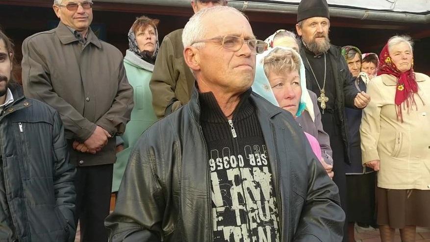 На Івано-Франківщині віряни УПЦ (МП) не дали перевести свій храм в УПЦ КП