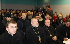 Православні, римо- і греко-католики дискутували у Запоріжжі щодо ідеї єдиної помісної Церкви