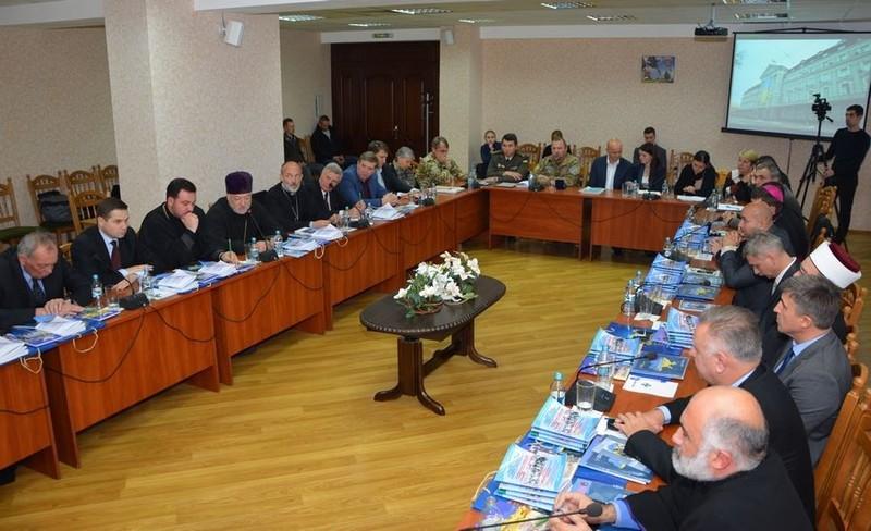Всеукраїнська Рада Церков проситиме голів світових конфесій сприяти у звільненні заручників