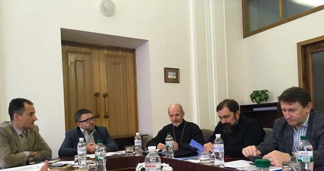 Українське духовенство бере участь в опрацюванні національного протоколу дій в'язничних капеланів для попередження тортур і нелюдяного поводження