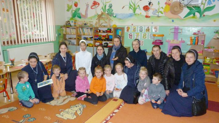 Сестри служебниці УГКЦ запозичують досвід провадження дитячих садків Польщі та Словаччини