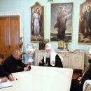 УПЦ КП нагородила головного військового прокурора і генералів Міноборони