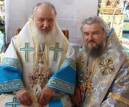 Митрополит УПЦ (МП) відмежувався від вітальної телеграми «Путіну-миротворцю»