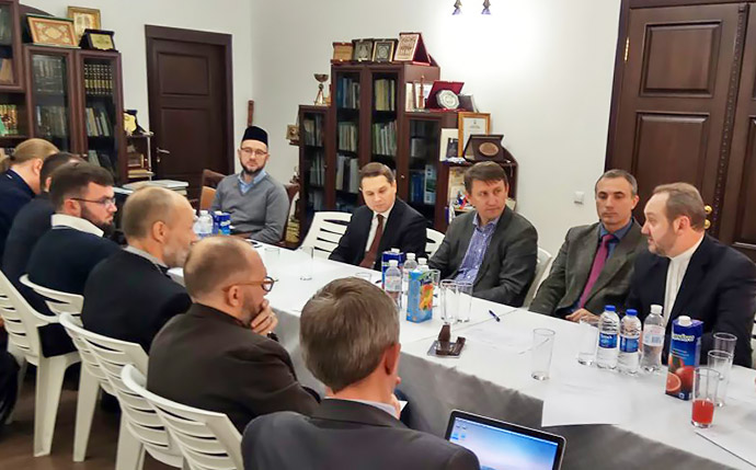 Всеукраїнська Рада Церков готує меморандум про взаємодію з Конференцією Європейських Церков