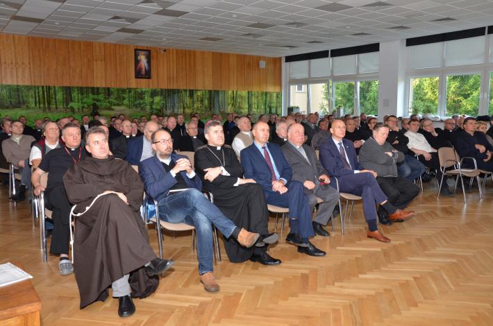 Українські капелани спільно з польськими пройшли дні духовної обнови і навчання
