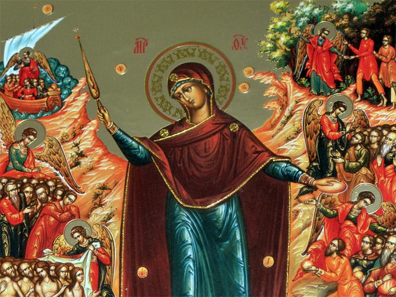 На Хмельниччині викрали ікону, подаровану св. Іоанном Кронштадтським