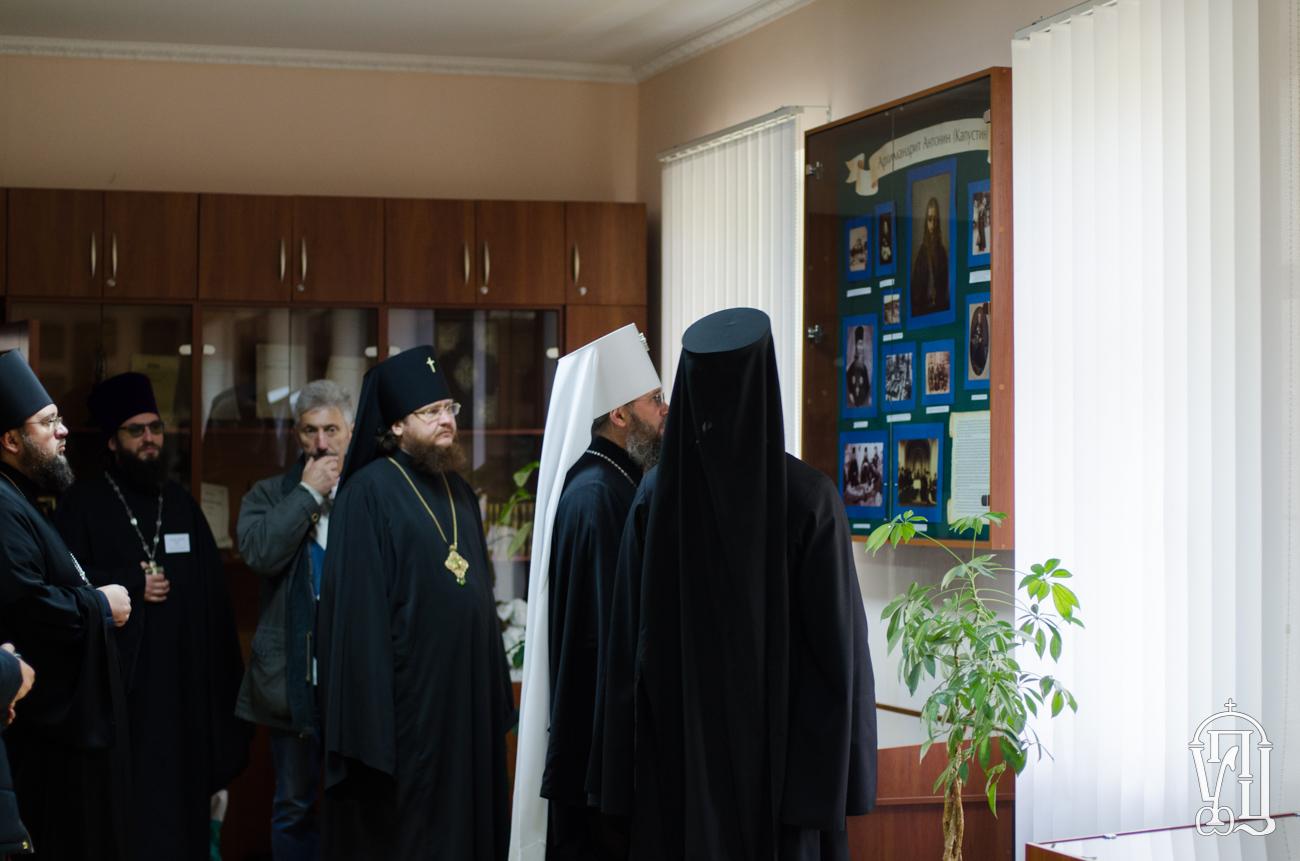 УПЦ влаштувала виставку, присвячену історичному зв'язку Києва з Єрусалимом