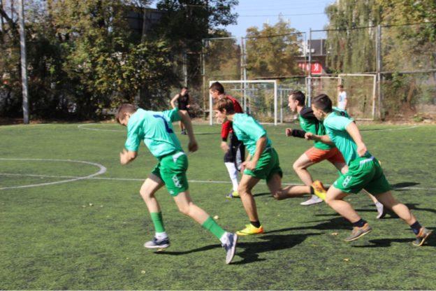 УПЦ провела черговий «Покровський» футбольний турнір