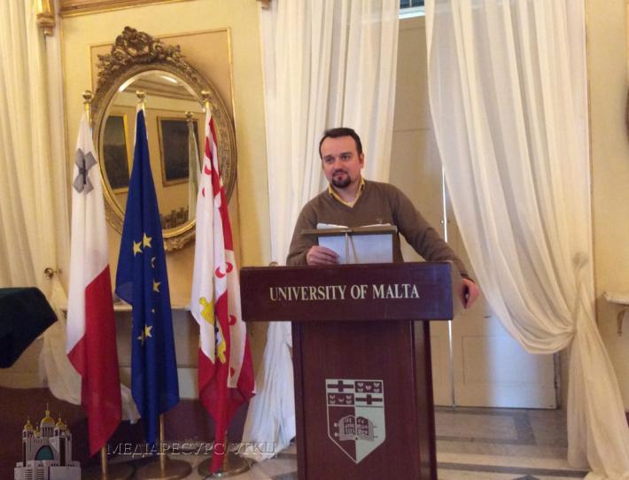 Богослови з Українського католицького університету викладатимуть на Мальті