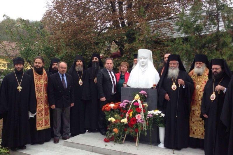 У Болгарії встановили пам'ятник київській святій