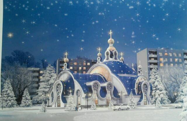 У Луцьку з'явиться перша в Україні церква з комфортною зоною для мам з немовлятами