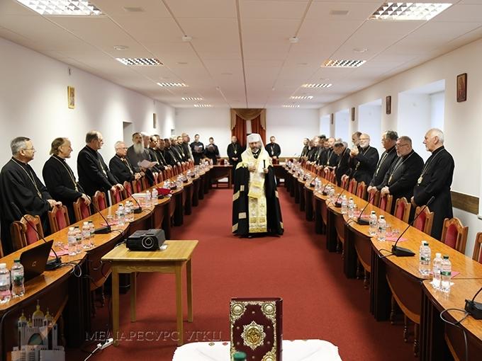 В УГКЦ повідомили, коли новий Статут Синоду єпископів УГКЦ набере чинності