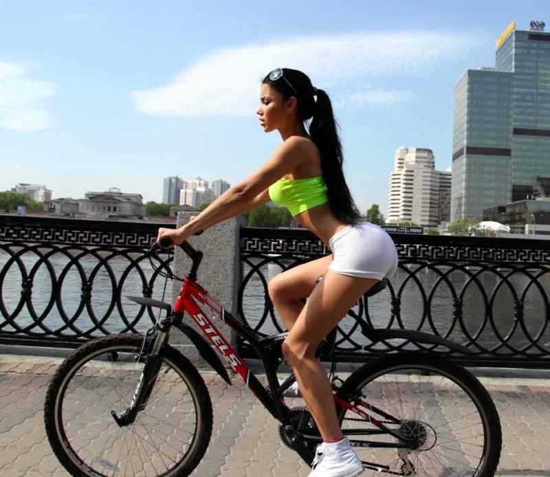 Велосипеды в Кривом Роге