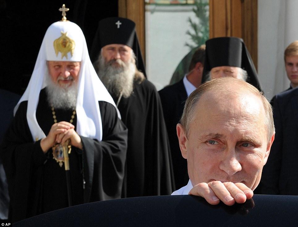 Головне джерело агресії не Путін, а весь російський народ, - військовий капелан