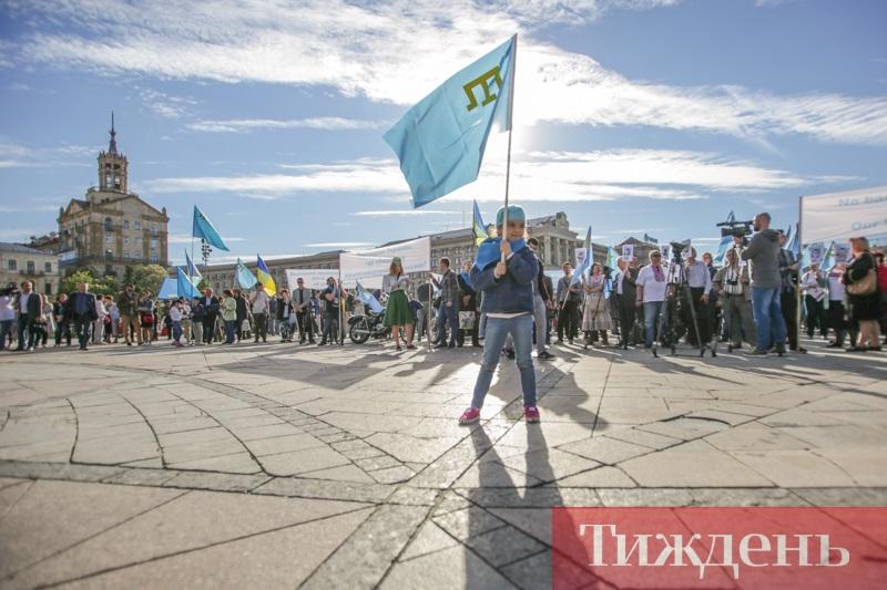 У Криму затримали 11 мусульман у справі