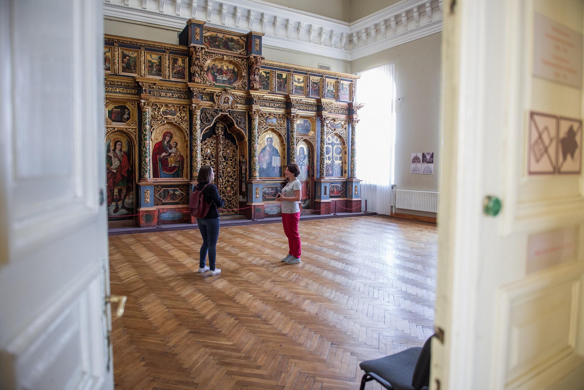 Музей живих ікон