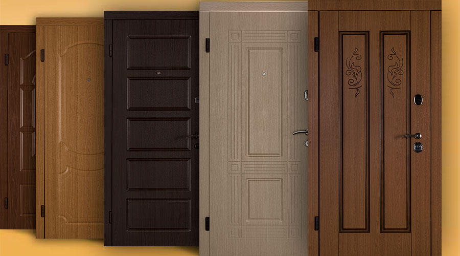 Квартира начинается со входной двери