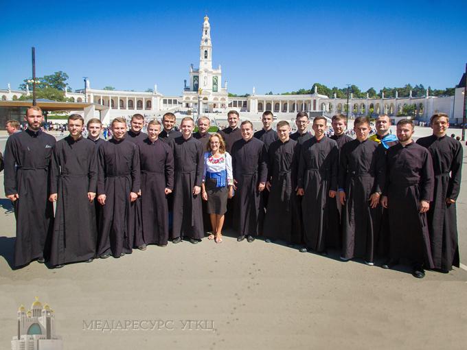 «Фатіма – «Земля Марії», ‒ враження семінаристів після паломництва до Фатіми і Люрду
