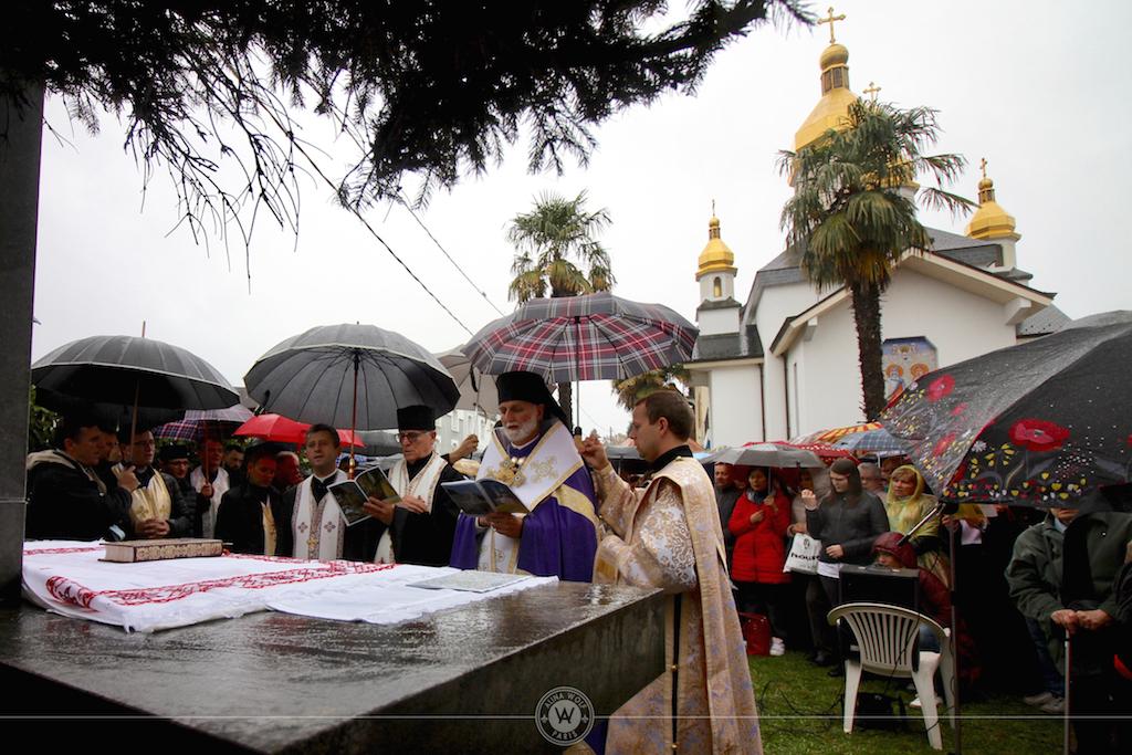 Відбулася проща українців Західної Європи до Люрду з нагоди 35-ліття освячення храму УГКЦ