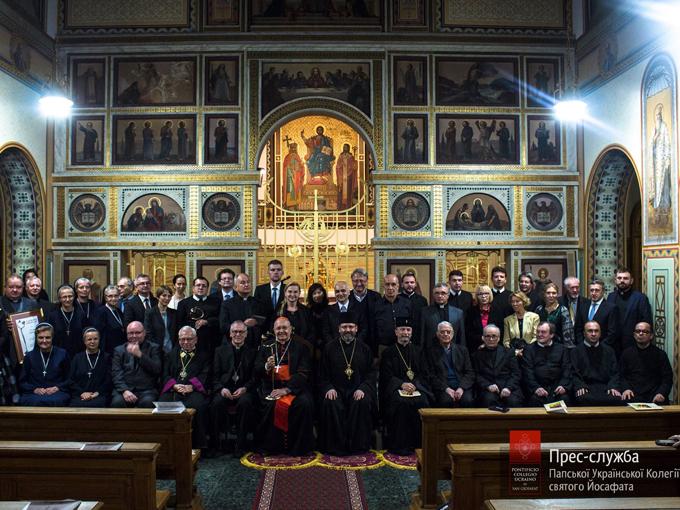 Глава УГКЦ у Римі вручив Нагороди примирення Капітули польсько-українського поєднання