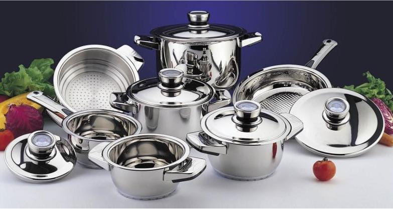 Посуда Berghoff  – качество, удобство, стиль