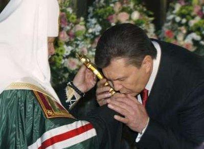 ГПУ на сьогодні викликає Януковича у справі про незаконне утримання архиєпископа Олександра (Драбинка)
