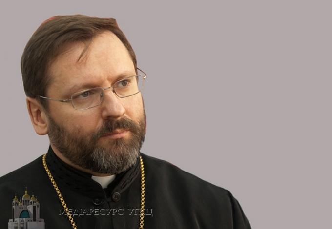 Глава УГКЦ прокоментував конфлікт навколо храму Благовіщення у Коломиї