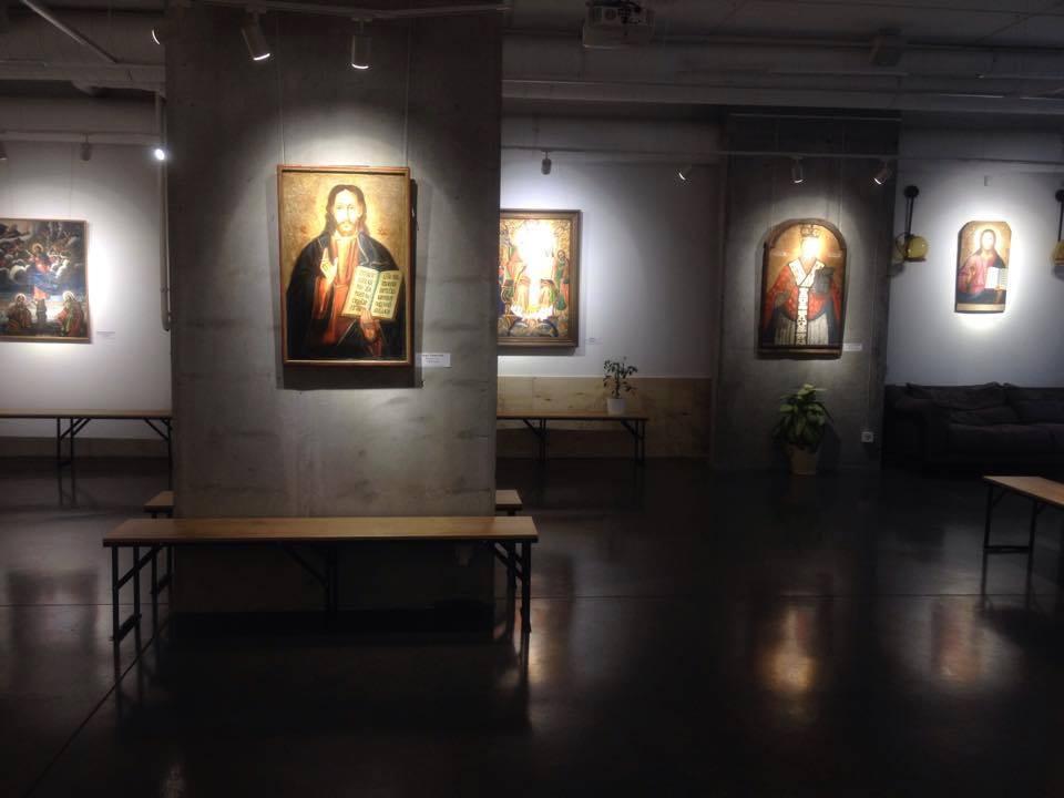 У Києві триває виставка українських ікон XVII–XIX століть