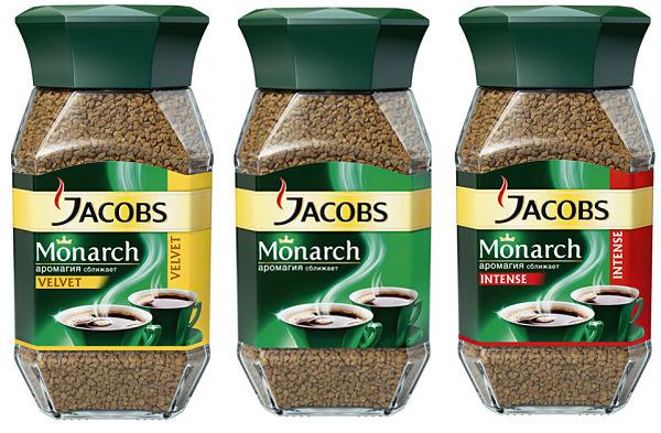 Купить экономную упаковку кофе «Якобс»