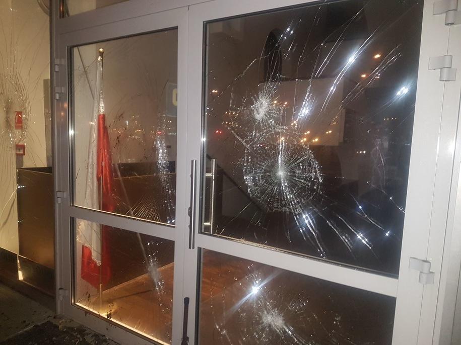 У Польщі невідомі напали на мусульманський центр