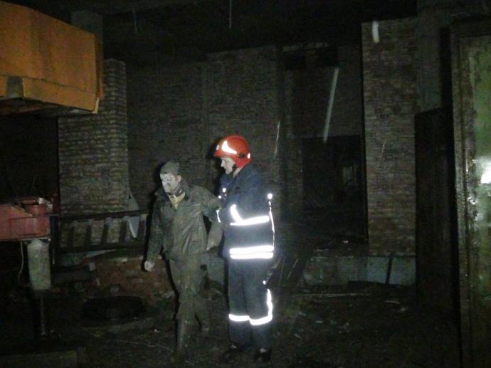 В Івано-Франківську обвалилася стіна християнської школи: є загиблі