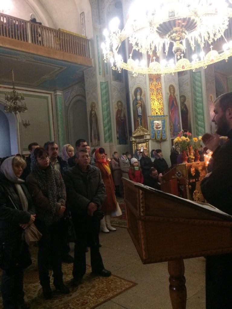 У Мукачівському кафедральному соборі УПЦ практикують богослужіння мовою жестів