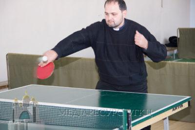 На Львівщині готується тенісний турнір серед священнослужителів УГКЦ