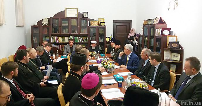 Всеукраїнська Рада Церков закликає світові інституції сприяти звільненню заручників, утримуваних «ДНР» та «ЛНР»
