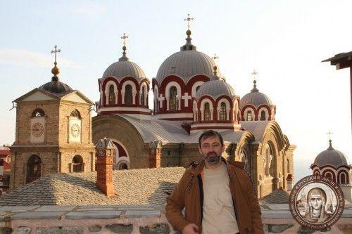 Украинские исследователи провели на Афоне экспедицию тропами св. Паисия Величковского