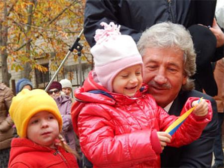 Протестанти відкрили в Україні вже 40-й дитбудинок сімейного типу