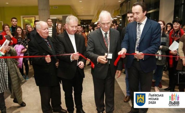 В Українському католицькому університеті відкрили перший в Україні віртуальний музей класичної музики