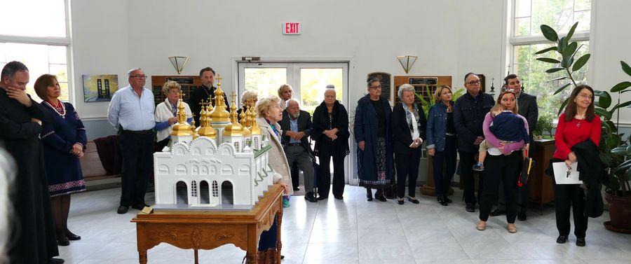 УПЦ в США відкрила виставку про своїх митрополитів