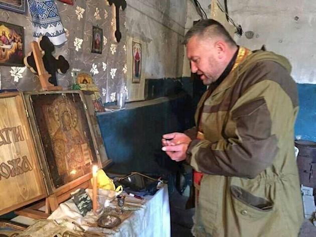 Капелан УГКЦ розповів про чудо в зоні АТО — навернення язичника у християнство