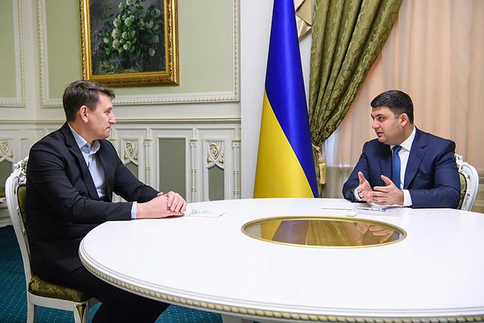Висуванець Всеукраїнської Ради Церков став радником прем'єр-міністра