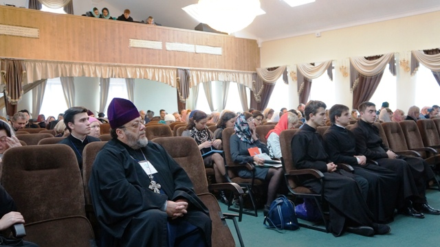 """Міністерство освіти взяло участь у конференції «""""Біблійна історія та християнська етика"""" в освітньому просторі України»"""